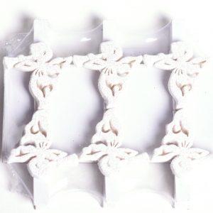 Cleste cu ingeras alb