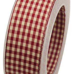 Panglica textil patratele 40mmx10m