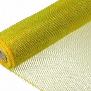 Plasa plastic Verde Auriu 53cmx8m