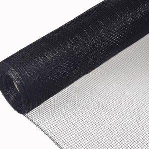 Plasa plastic Negru 53cmx8m