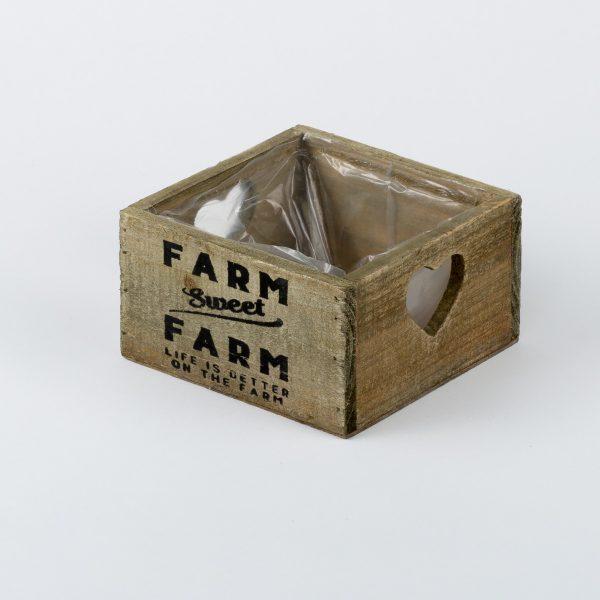 Ladita lemn FARM