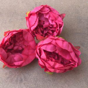 Capete Trandafir Artificial D8 - 10/set