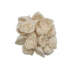 1089 Capete uscate MING Trandafir 6cm