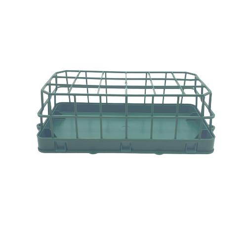 Tavita verde cu grilaj 23x11x8h