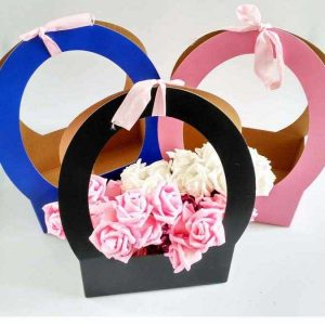 Cutie carton pentru flori