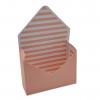 Cutii model plic roz