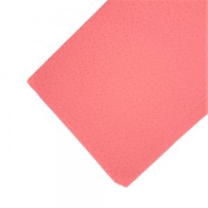 Set 20 coli fizelina pentru flori, model tapet cu stelute, roz