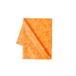 Ambalaj din celofan perlat portocaliu
