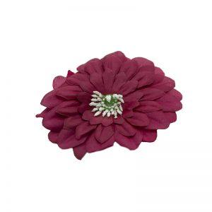 Flori capete diverse mov inchis