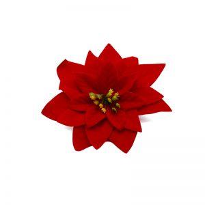 Flori capete diverse rosu ciresiu