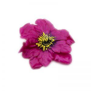 Flori capete diverse roz violet