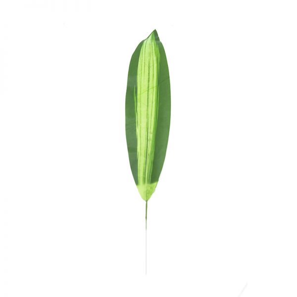 Frunze aspidistra artificiale
