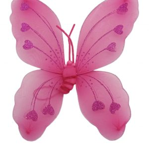 Fluture decorativ in diverse culori