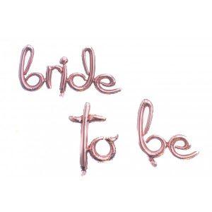 Baloane Folie Bride To Be