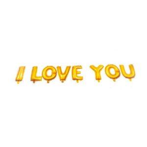 Baloane Folie I Love You