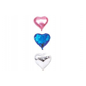 Baloane Folie Inima