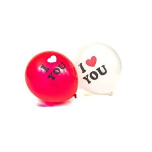 Baloane I LOVE YOU