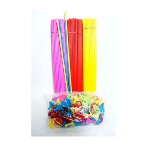 Bete Pentru Baloane Colorate 100/Set